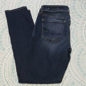 American Eagle skinny jeans. Size 8